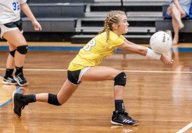 GCS 7th and 8th Grade Volleyball Photos