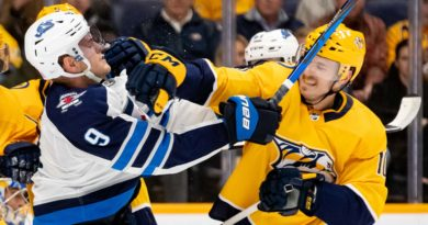 Preds v Jets 11-19-19 Photos