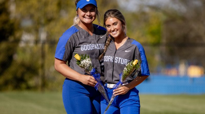 The Goodpasture Lady Cougars Softball team defeat Clarksville Academy on Senior Night 4-21-21 Photos