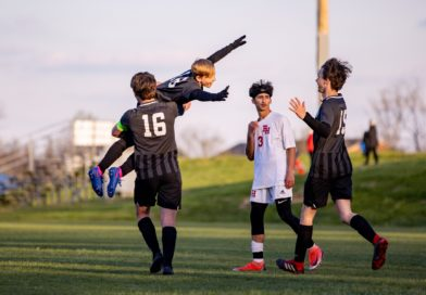 GCS Cougars Soccer defeat Ezell Harding 9-0 on 4-1-21 – Photos