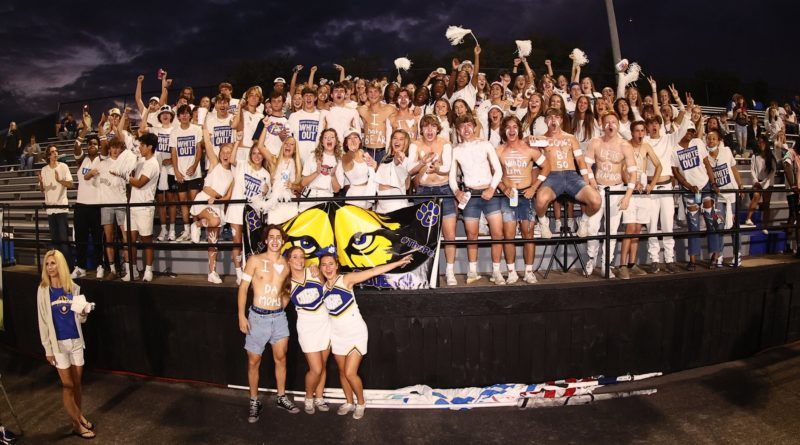 Cheer and Student Section 10-15-21 – Photos