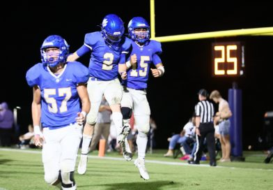 Goodpasture cougars fall to the Davidson Academy Bears 10-15-21 – Photos